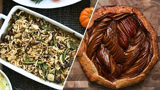 Tasty Holiday Sides & Desserts