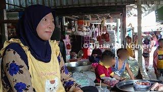 Cambodia || Skuon Market || Kampong Cham Province