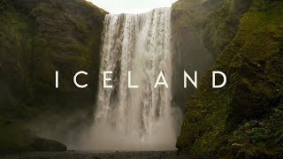 Iceland | Land of Fire and Ice in 4K