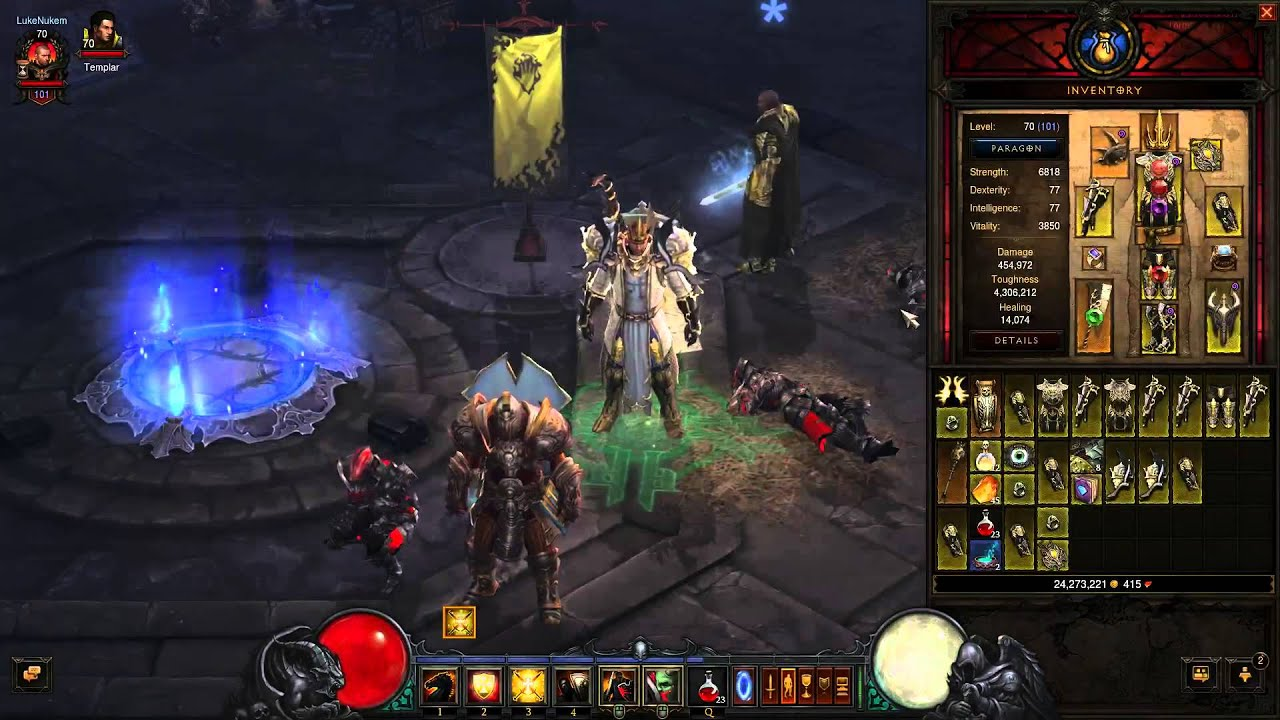 diablo 3 ndash crusader - photo #34