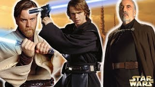 Dooku REVEALS Why Anakin Was More Powerful Than Obi-Wan - Star Wars Explained