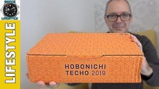 Hobonichi Techo 2019 Haul & Unboxing