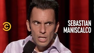 We Need a Dress Code at the Airport - Sebastian Maniscalco Video