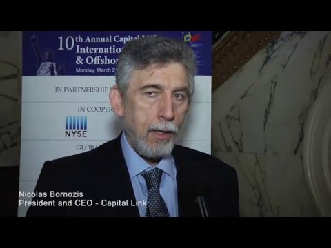 2016 10th Annual Invest in International Shipping & Offshore Forum General Video (in English)