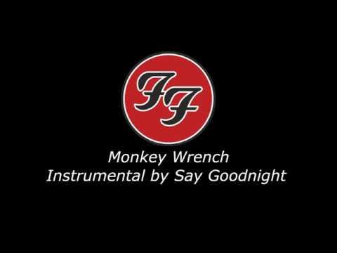 Foo Fighters - Monkey Wrench (Karaoke Version)