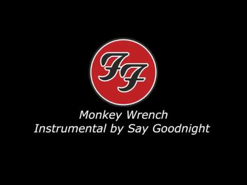 Foo Fighters  Monkey Wrench Karaoke Version