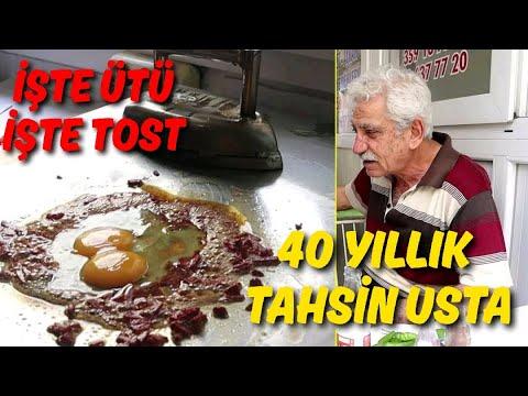 40 YILLIK ÜTÜ TOST USTASI!!! Adana'daki Ilk ütü Tostçusunu Buldum!!! Adana Sokak Lezzetleri.
