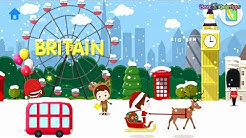 Typisch Englisch! Eric & Bruce erkunden England im Winter 👑 Beste Kinder Apps