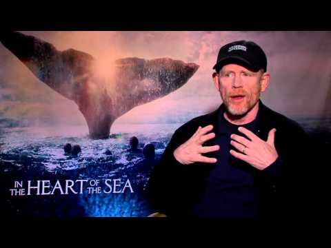 In The Heart Of The Sea Interview - Director Ron Howard