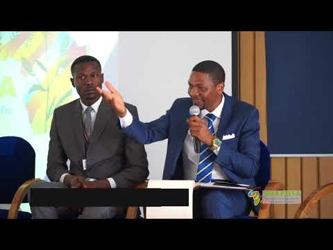 Innovative Volunteerism is a novel mentorship tool for the Youth of Africa