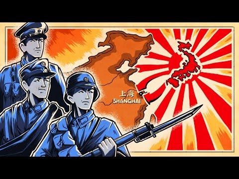 Chinese Stalingrad: Battle of Shanghai | Animated History