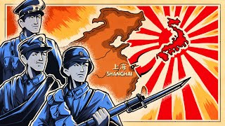 Chinese Stalingrad: Battle of Shanghai | Animated History
