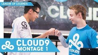 Cloud9 League of Legends Montage 1!