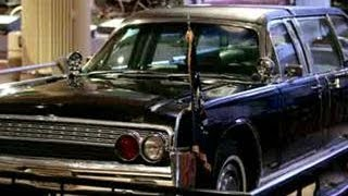 What happened to JFK's presidential limo?