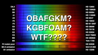KGBFOAM & OBAFGKM - Where Did Star Types Come From?