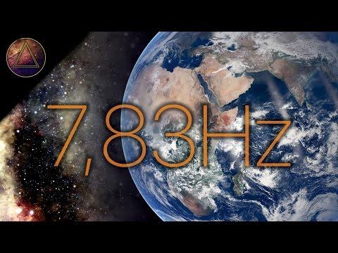 SCHUMANN RESONANCE - 7,83hz Meditation Music GAIA FREQUENCY