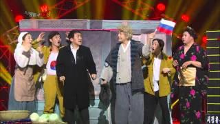 [HIT] 이상훈, '러시아 심판' 얼굴에 미역 던져