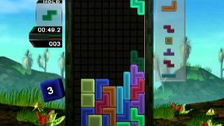 Tetris Worlds (PS2 Gameplay)