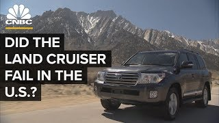 Why The Toyota Land Cruiser Is Disappearing From America