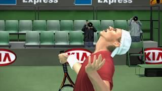 Smash Court Tennis: Pro Tournament 2 en PS4 (PS2EMU)