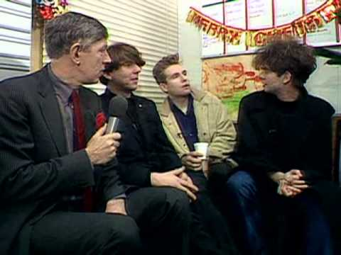 ECHO AND THE BUNNYMEN - The Tube Interview - 1985