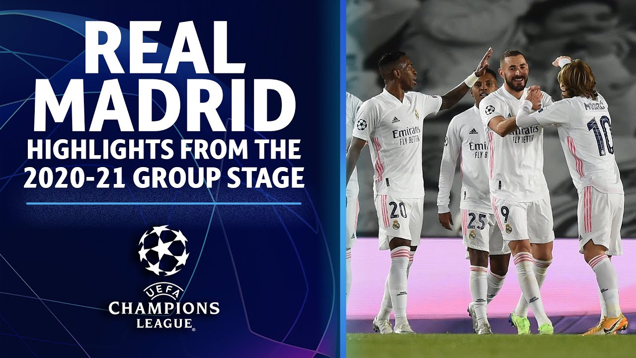 Vinicius Jr. 9/10 leads Real Madrid to easy win over Shakhtar