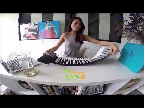 Electronic USB Piano Organ Keyboard