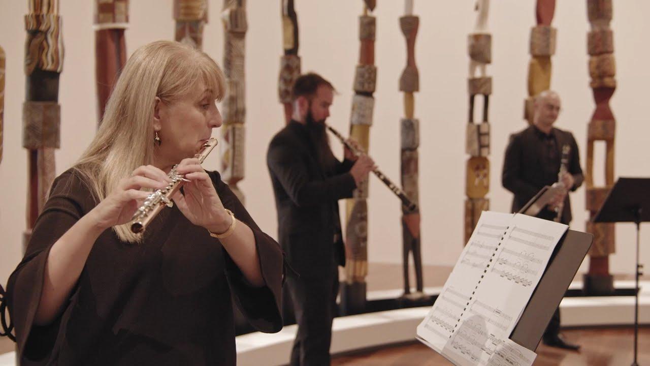 Woven Song - Pukumani by Composer Deborah Cheetham AO | Reconciliation Week 2021