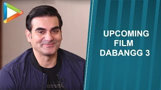"Arbaaz Khan Interview: ""Dabangg 3 is Salman's franchise which he RESPECTS...""  Salman Khan"