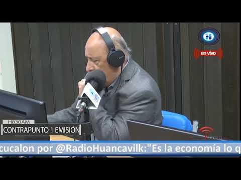 ENTREVISTA AL AB. HENRY CUCALÓN - CONTRAPUNTO 1 EMISIÓN - 11 12 17