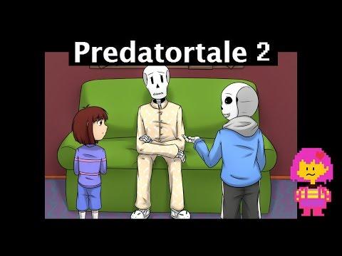 Undertale Comic: PredatorTale 2