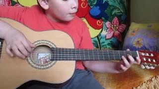 Музыка из к/ф Джентельмены удачи на гитаре