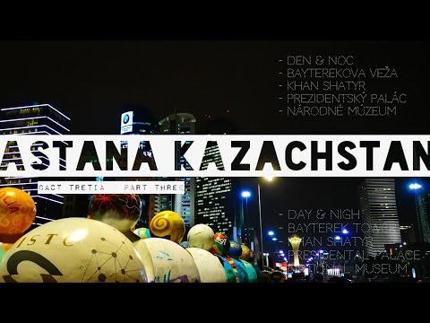 Astana Kazachstan tretia časť / Trip to Astana Kazakhstan part three (eng. subtitles)