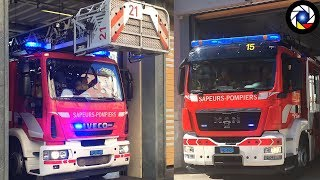 Sapeurs-Pompiers de Genève // Geneva Fire Brigade