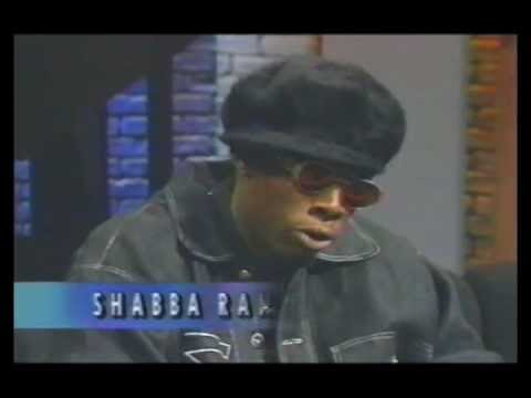 Shabba  Ranks on B.E.T.  - VIDEO SOUL with Donnie Simpson