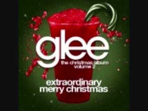 Glee- Extraordinary Merry Christmas