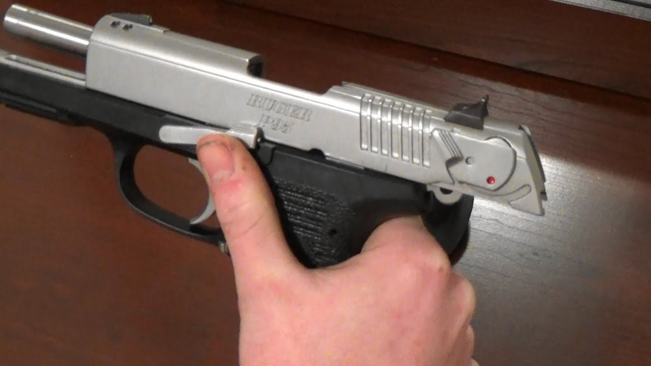 Ruger P95 Full Review