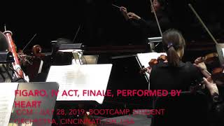 Mozart Figaro, George Benjamin - Into the little Hill