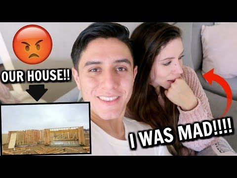 HE DID SOMETHING HE WASNT SUPPOSE TO + HOUSE UPDATE!