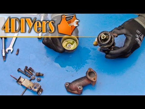 DIY: How to Clean a Carburetor on a Small Engine