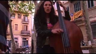 I wanna be like you (Jungle Book) live at Plaça Rovira, Barcelona