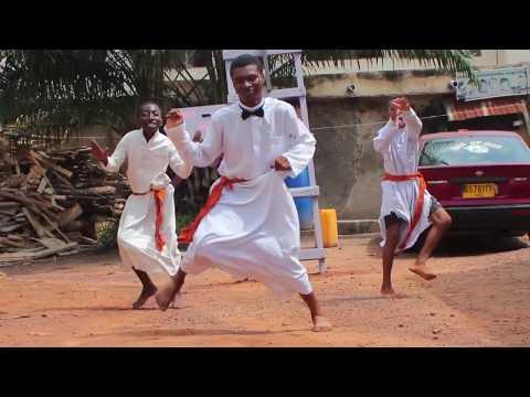 Lil Win Ladder Ft Odehyieba dance n comedy video by YKD yewo krom dancers mp4 2