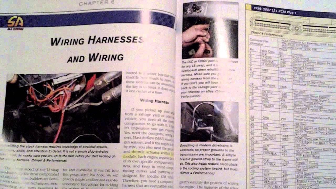 ls1 wire harness break down part 1 ls1 wire harness break down part 1