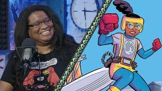 Artist Alitha Martinez Draws Miles Morales & Moon Girl! | Marvel's Voices