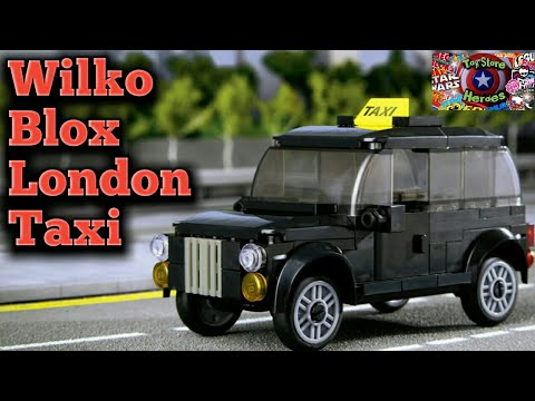 Wilko Blox review Black cab London taxi