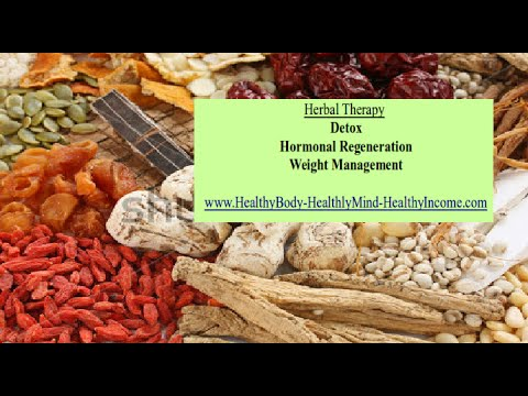 Control the overgrowth of yeasts and parasites through herbal therapy
