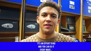 The Pro Perspective: Matisse Thybulle's Outlook at the Defensive End