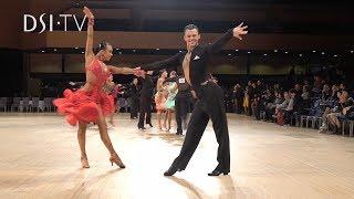 UK Open 2019 Professional Rising Star Latin Highlight DSI TV