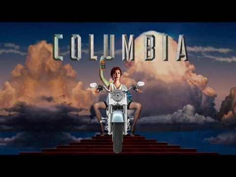 Columbia Pictures Intro  -  Harley  -  HD