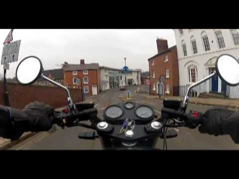 Shrewsbury tour